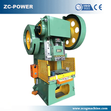 J23 Hand Operated Punch Press /Mechanical Stainless Sheet Power Press Machine/ Mechanical Press Machine