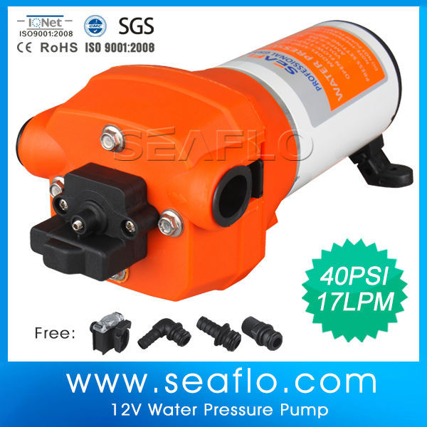 SEAFLO 12V high flow low head water pump