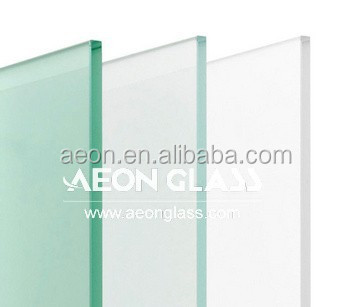 6mm etched glass
