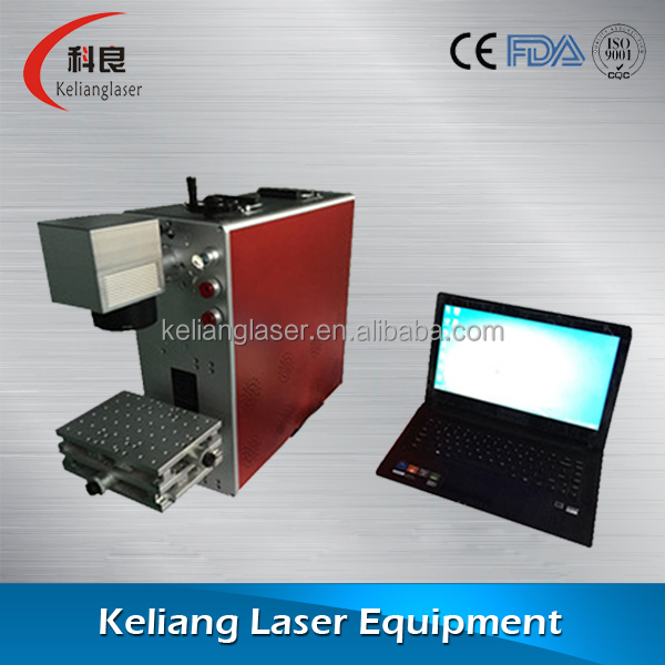 <strong>Max</strong> laser source 20w fiber laser marking machine portable for stainless steel