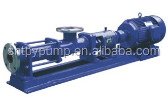 G type Variable flow rate /variable speed mono screw pump