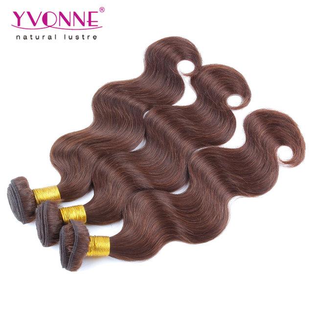 Peruvian body wave hair weave color 100% human hair braiding hair