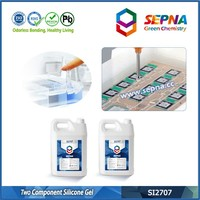 SI2707 solar panels silicone rubber adhesive sealant use for IGBT