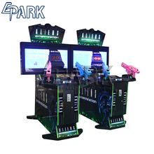 Best quality 42 Inch HD Aliens Video Arcade <strong>games</strong> with more <strong>games</strong> Shooting Simulator Machine For <strong>Game</strong> Center