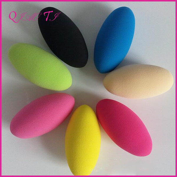 Colors Applicators for Foundations, Latex Free Make Up Sponge