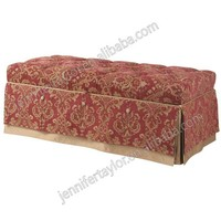 home furniture indoor bed end long storage bench