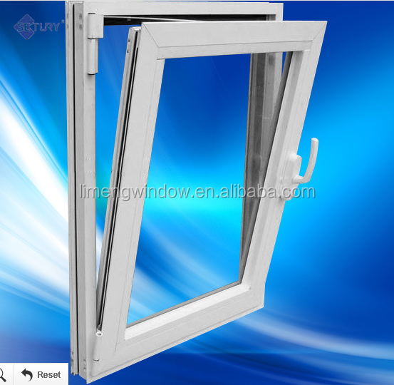High quality aluminum alloy single pane sliding windows