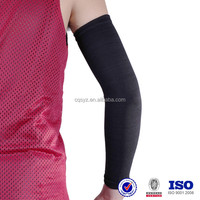 long knitting warm breathable elastic nylon spandex thin or thick tennis elbow brace