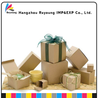 Custom Print Cosmetic Packaging Cardboard Gift