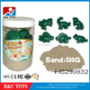 New products magic sand toys,creative diy magic modeling sand with 6 sand molds HC299832