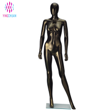 Egg head fashion realsitc female dummy mannequin