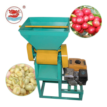 WANMA0845 Commercial Fresh Coffee Huller Machine
