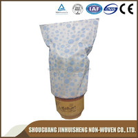 [FACTORY]Plant Pot Cover 100% PP Spunbonded Nonwoven Fabric Wholesale
