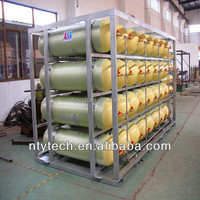 CNG Gas Cylinder Storage Group for Nature Gas Filling Station