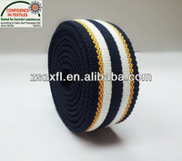 Hot sell and durable of colored braided belt