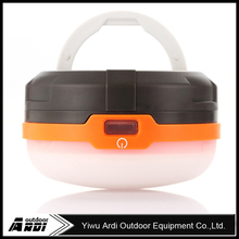 LED Outdoor Hiking Emergencies Portable Tent Light and Camping Night Lantern