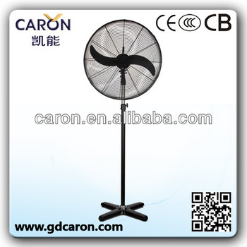 "20"" 26'' 30'' stong power industrial stand fan with CB CE"