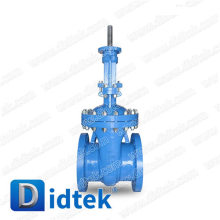 Didtek API6D/CE Rising Spindle WCB Gate Valve for Refinery