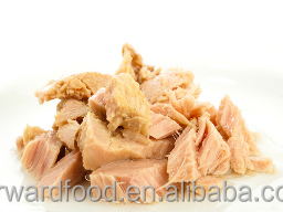 Canned tuna bonito and skipjack in vegetable oil and in brine
