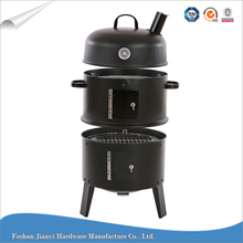 Outdoor Charcoal 16inch German bbq Grill Smoker