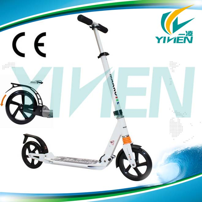 Classic design town 7 rider adult big wheel kick scooter