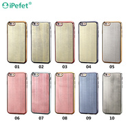 China Products Ultra thin slim transparent soft tpu mobile back covers For iphone 6/S
