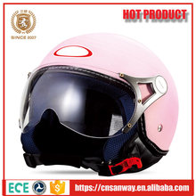 ECE and DOT HALF FACE helmets (501)