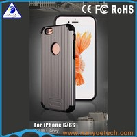 Smart Phone Use 2 in 1 Hybrid Armor Case for iphone 6/6plus, Slim Back Cover