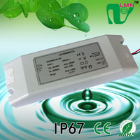 Single output 62V40W dimmable LED driver