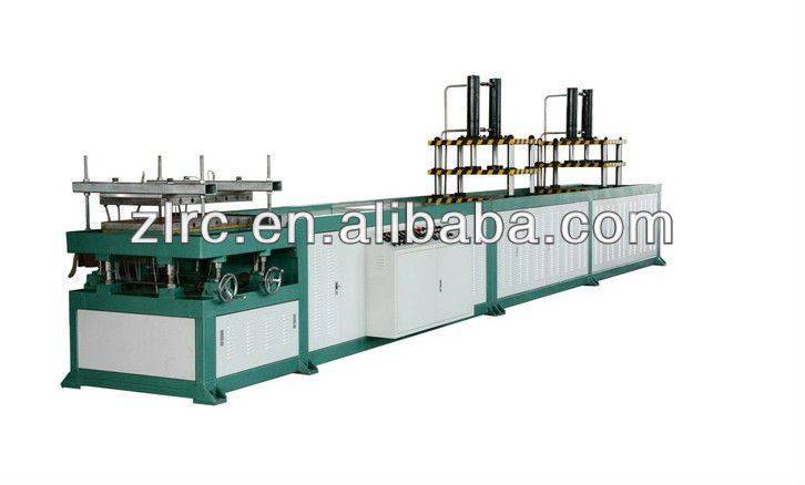 FRP Hydromatic pultrusion machine