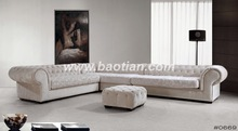 2016 Baotian Furniture noble & elegant sofa set Living room Sofa home furniture