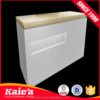 Cheap cashier counter/supermarket cashies desk/supermarket checkout counter