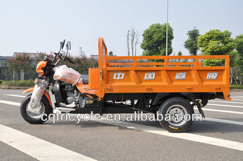 Cargo Tricycle With Lifan Engine