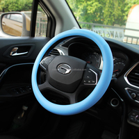 14 inch heated car steering wheel cover