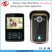 Home Security 2.4G Digital Video Doorbell Wireless Door Camera