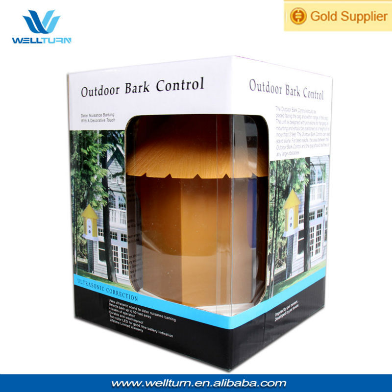 2016 outdoor ultrasonic bark control device