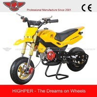 Chinese new 49cc gas powered Pocket Bike for cheap sale(PB007)