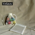 wholesale christmas gift bags organza gift bags