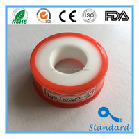 alibaba best sellers 12mmx0.1mmx10mx0.3g/cm3 standard PTFE thread seal tape/teflon tape selling well in india market