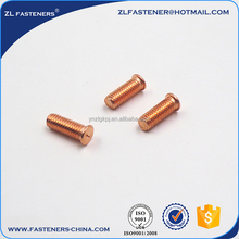 Copper Plated Welding Stud