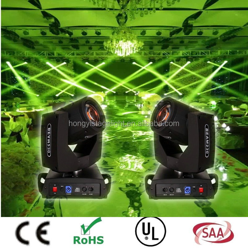 china moving head light 200w beam 5r for spot light factory directly sale