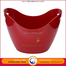 Export Goods Brand And Color Custom Eco-Friendly 8L Capacity Bar Beer Ice Bucket