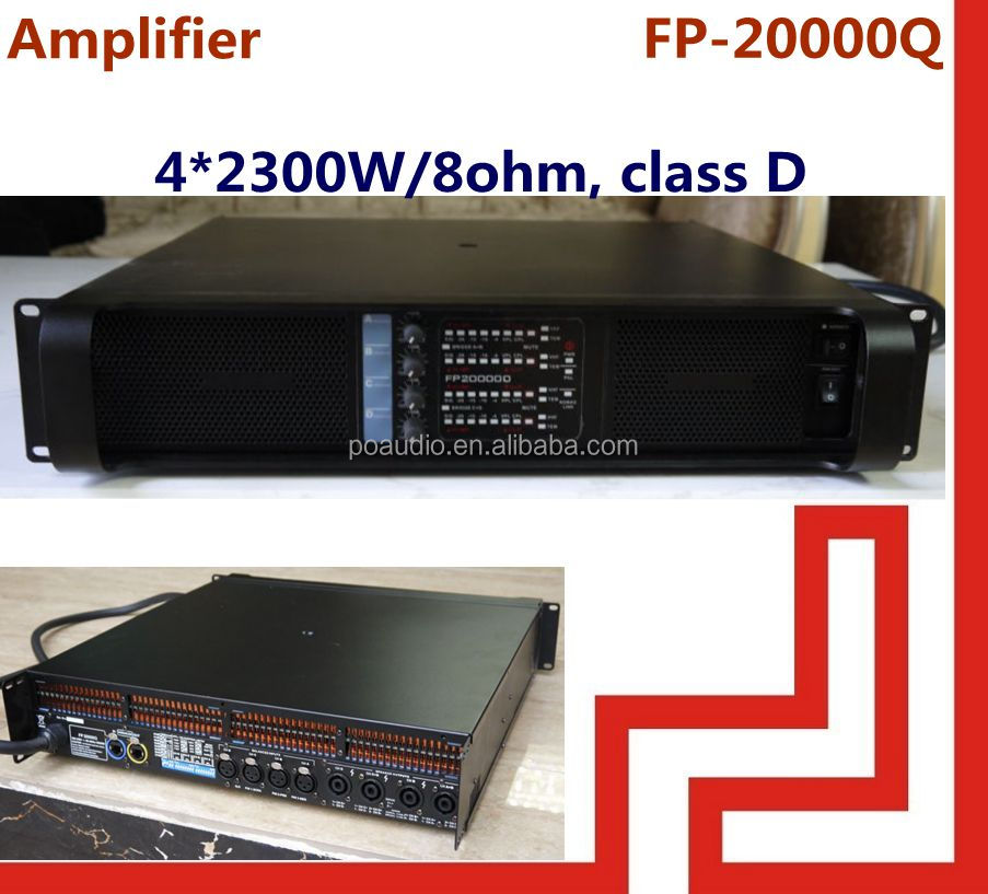 po audio digital amplifier fp 20000 lab gruppen
