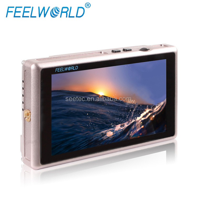 Brand New 5.5 inches Full HD SDI Field Camera IPS Panel 1920*1080 Mini LCD Monitor with HDMI Input