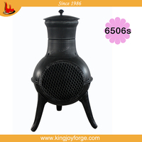small profits and good sales metal chiminea