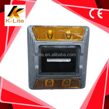 K-lite Aluminum Solar Road Stud with thin post