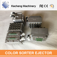 Ejector valve block of 16 for YJT rice color sorter
