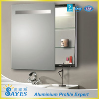 modern design for chinese bathroom vanity, furniture bathroom vanity with mirror and lighting