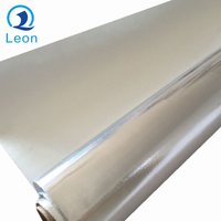 Industrial Aluminum Foil Roll Coated Fiberglass