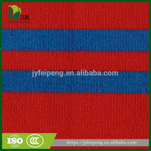 Polyester/spandex latest design high quality rib knitting fabric for cuffs collar garments shirts